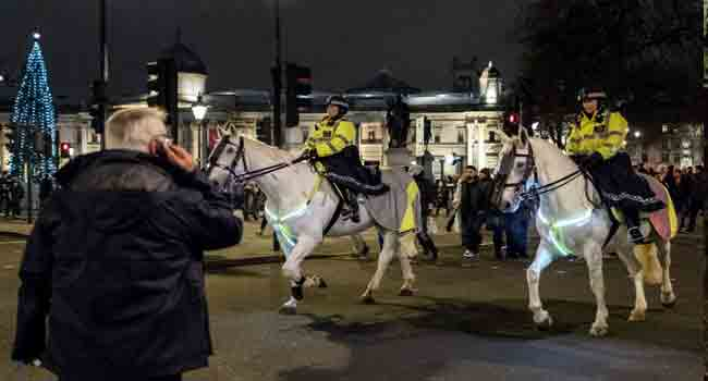 Four Killed In London New Year Knife Violence