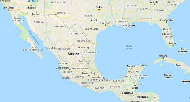 Three Policemen Arrested In Mexico Over Man's Death