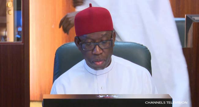 Okowa Re-Elected As Delta State Governor