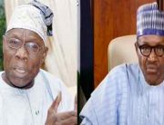 Obasanjo Rates Buhari's Govt As 'Ineffective And Incompetent'