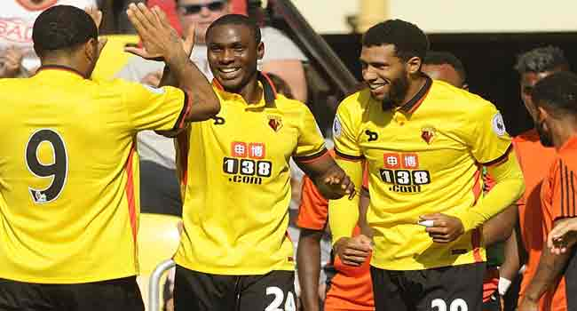 Ighalo Not Moving To Premier League, Says Changchun Yatai