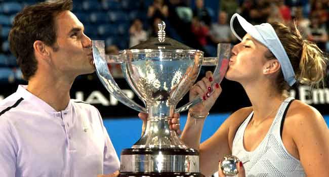 Federer Lauds Hingis Influence After Hopman Win