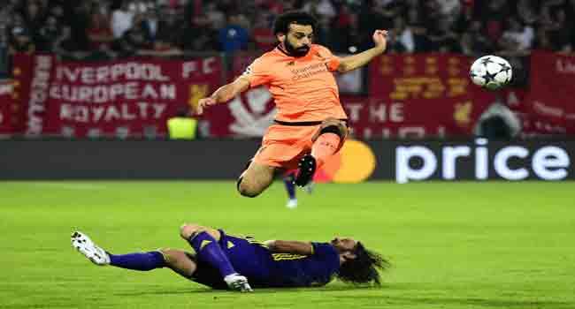 Injured Coutinho, Salah Miss Liverpool's Burnley Clash