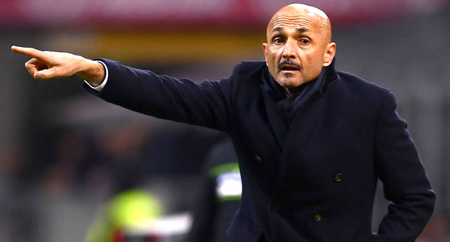 Spalletti Rules Out Inter Transfer Market Raid