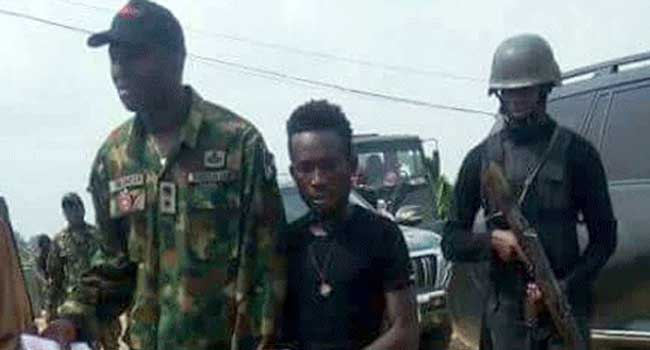 Suspected Militant Wanted For Abduction, Murder Of British Missionary Surrenders