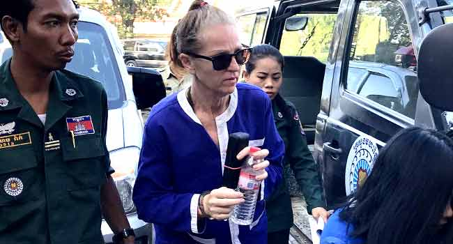 Jailed Australian Nurse Loses Appeal In Cambodia Surrogacy Case