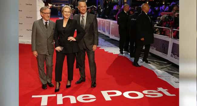 Lebanon Reverses Ban On Steven Spielberg's 'The Post'