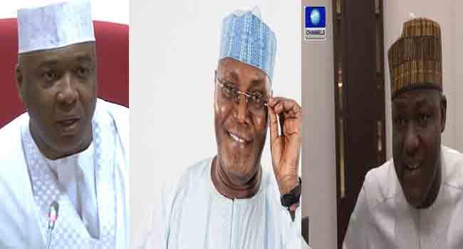 Saraki, Atiku, Dogara Wish Nigerians Best Of 2018