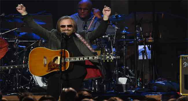 Tom Petty Died Of Accidental Overdose – Family