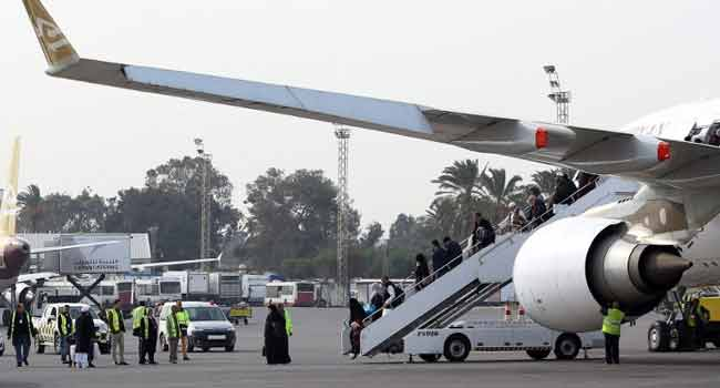 Tripoli Airport Reopens After Fighting Suspended Flights