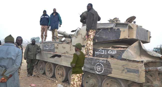 Troops Kill Fleeing Boko Haram Insurgent In Sambisa, Injure Many Others