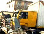 Woman, Grandchildren Killed As Truck Rams Into Market