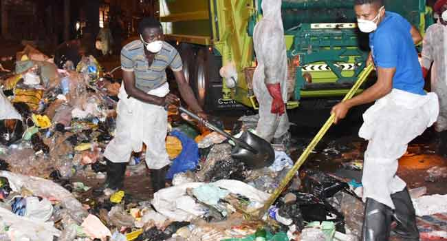 Resurgence Of Waste In Lagos Will End Soon – Ambode