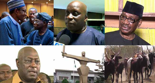 Week In Review: Obasanjo's Explosive Statement, Blame Game, And More