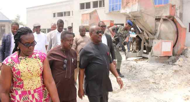 Wike Promises To Serve Rivers People As He Marks Second Anniversary