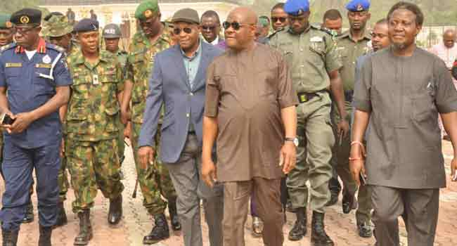 Rivers Killings: Commissioner Defends Wike's Efforts In Providing Security