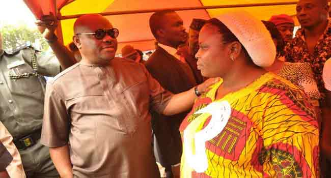 Rivers Governor Visits Victims Of New Year Attack