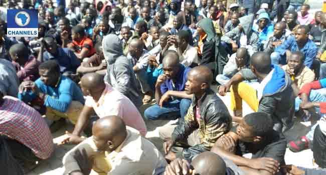 33 Niger Republic Citizens Found Among Libya Returnees In Yobe