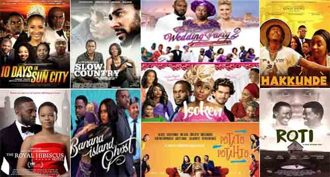 Lights, Camera, Action: Top Nollywood Movies Of 2017