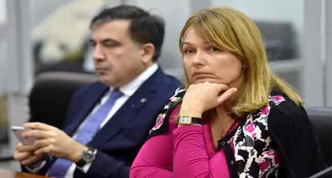 Ex-Georgia Leader, Saakashvili Jailed For Abusing Power
