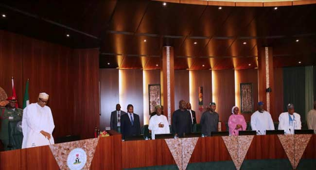Presidency Cancels Wednesday's FEC Meeting For Lake Chad Basin Conference