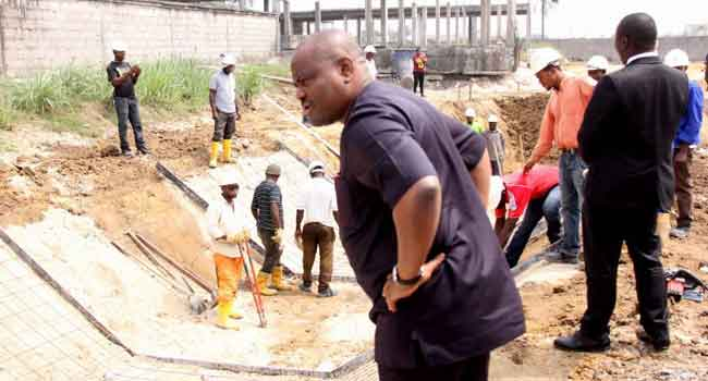 2019 Elections Won't Stop Delivery Of Projects, Says Wike