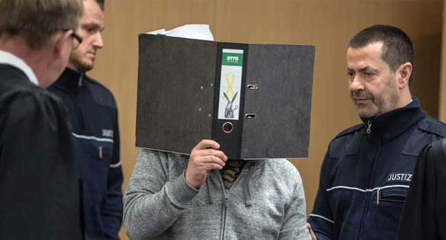 German In Dock For 'Racist' Bombing 18 Years On