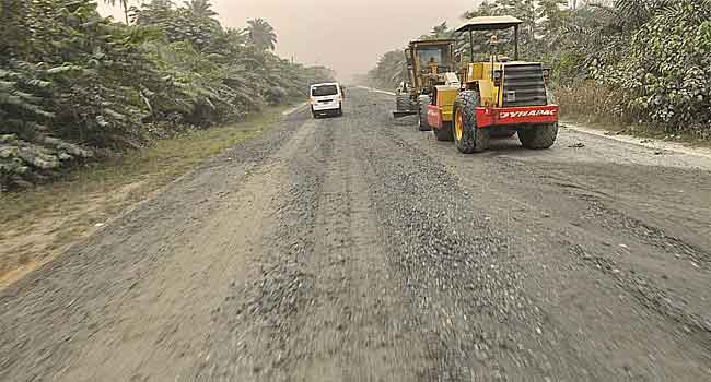 Wike Inspects Road Projects, Says Goal Is To Make Rivers People Happy