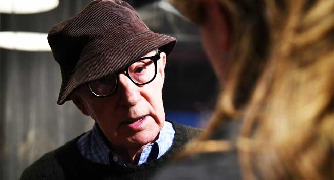 Woody Allen Says Claim He Molested Daughter 'Discredited'