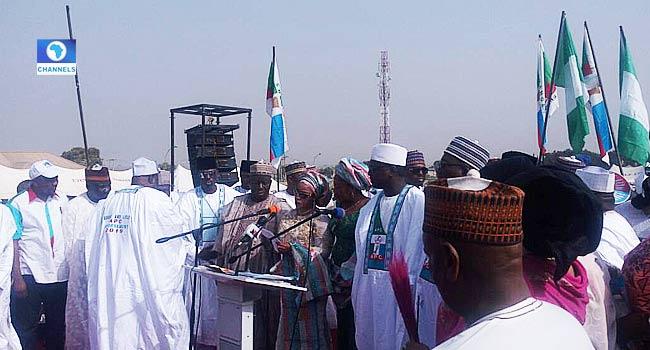 Supporters Endorse Buhari, Governor Bello For Second Term