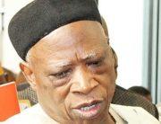 Abdullahi Adamu Accuses Senators Of Sabotaging APC Govt
