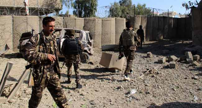 Suicide Bomber Kills At least 23 In Afghanistan Biggest Attack