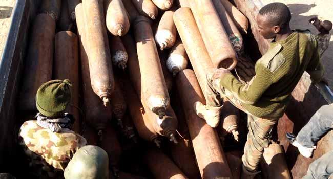Military Destroys Boko Haram Bomb Factory, Kills Several Terrorists