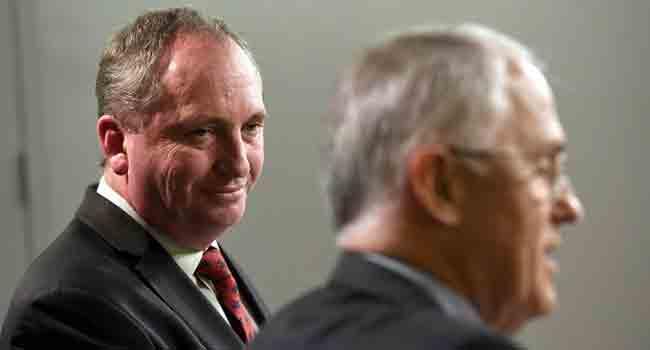 Australia's Scandal-Hit Deputy PM Quits