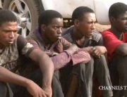 Police Parade Four Suspects Linked To Benue, Nasarawa Killings