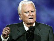 U.S. Evangelist, Billy Graham, Dies At 99