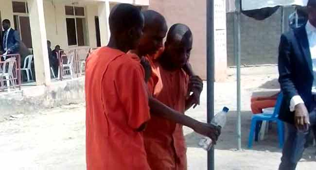 Court Convicts Chibok Girls Abductor, To Spend 15 Years Behind Bars