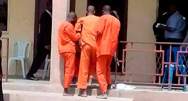 Court Frees Two Boko Haram Suspects