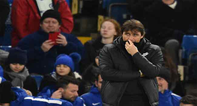 Conte Happy To Have Selection Headache For Barca Clash