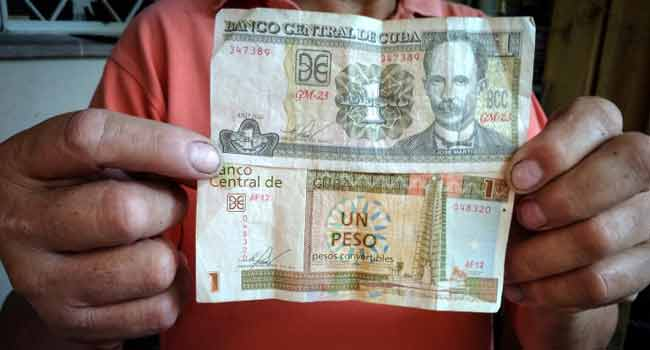 Cuba Plans To End Dual Currency System