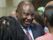 Ramaphosa To Address Rally As South Africa Deadlock Tightens
