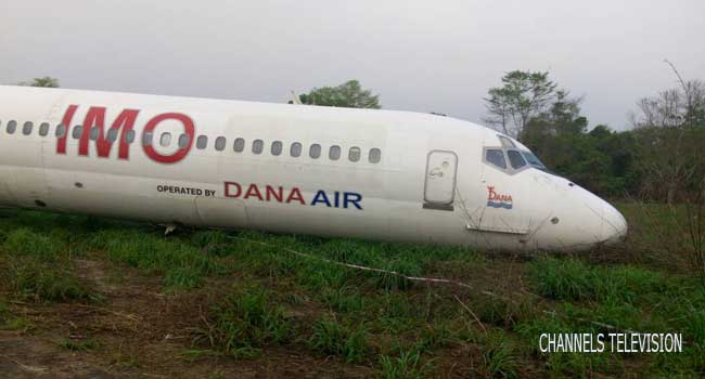 FG Orders Complete Audit Of Dana Airline