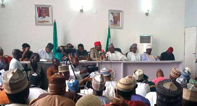Killings: NEC Committee Visits Nasarawa, Holds Town Hall Meeting