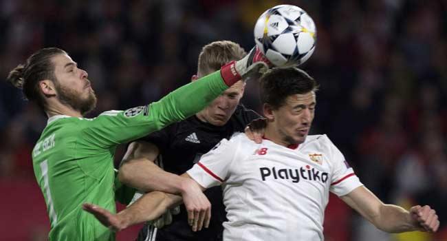 De Gea Star As Man U Settle For Sevilla Draw