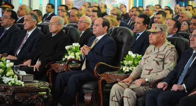 Egypt Army Announces Major Operation In Sinai, Nile Delta