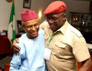 Sports Minister, Dalung Visits El-Rufai In Kaduna