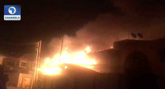 Fire Guts Bauchi Market, Destroys Goods Worth Millions