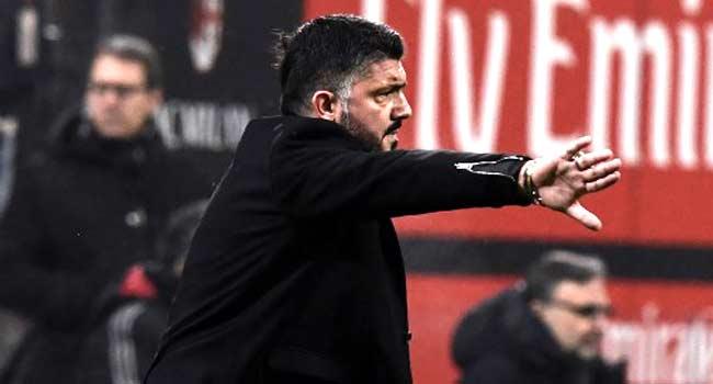 'We're Not Brad Pitt,' Gattuso Warns Milan Players