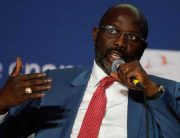 I Inherited A Broke Country, Says George Weah