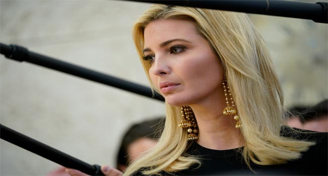 Ivanka Trump Used Personal Email For Govt Business – Report